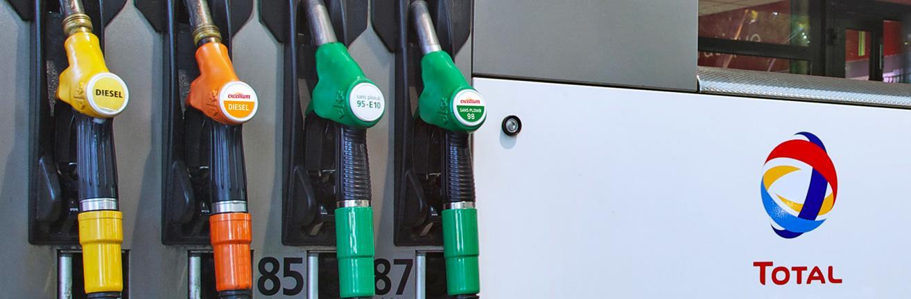 Les carburants TotalEnergies
